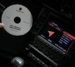 Porsche Sat Nav System Disc